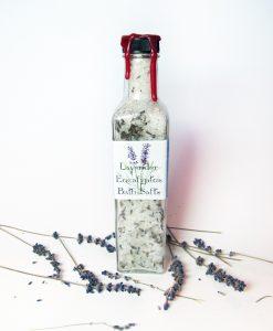Lavender Eucalyptus Bath Salts
