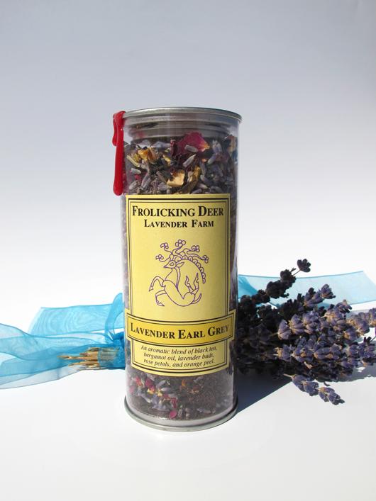 Lavender Earl Gray Tea
